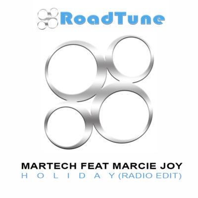 Martech Feat Marcie Joy - Holiday (Radio Edit)
